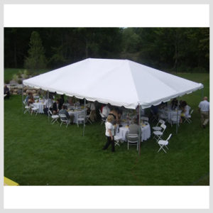 20 x 30 Tent & Rent Party Tent Baltimore - Backyard Tent Graduation Baltimore ...