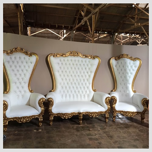 Superb Regal Loveseat Throne Dailytribune Chair Design For Home Dailytribuneorg