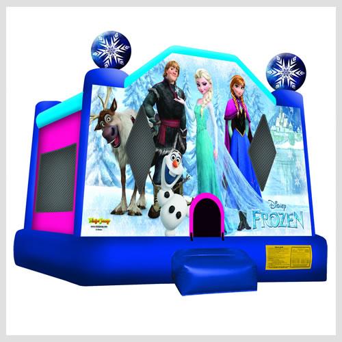 Rent Frozen Moon Bounce Bel Air Moon Bounce Rental Rent Moon